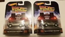 Hot Wheels Back To The Future The Mystery Machine Misprint Misbox.