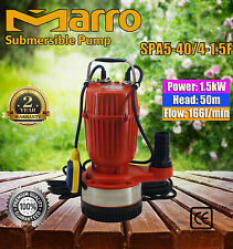Replace Davey D53AB MARRO STAINLESS STEEL CASING SUBMERSIBLE PUMP SPA5-40/4-1.5F