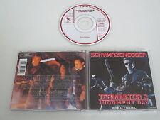BRAD FIEDEL/TERMINATOR 2:JUDGMENT DAY(VARESE SARABANDE VSD-5335) CD ALBUM