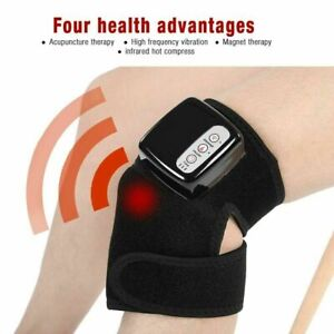 Knee Joint Physiotherapy Arthritis Massager Electric Heating Pain Relief Health