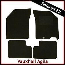 Vauxhall Agila Tailored Fitted Carpet Car Mat (2008 2009 2010 2011)