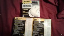First Alert BRK SC9120B Hardwire Combination Smoke/Carbon Monoxide Alarm with x3