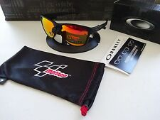 Oakley Moto GP Sliver R Matte Black Prizm Ruby NIB RARE