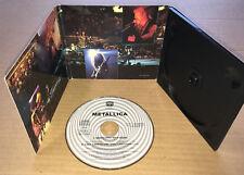 METALLICA Wherever I May Roam w/ 3 LIVE TRX Europe CD single USA seller 1992