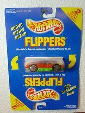 1989 HOT WHEELS FLIPPERS 2 in 1 CAR