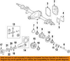 Dodge CHRYSLER OEM 07-09 Sprinter 2500 Rear-Axle Bearings 68026071AA
