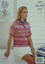 Clothing/Shoes DK/Double Knit Sweaters Patterns