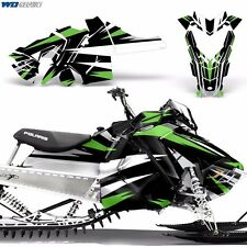 Sled Wrap for Polaris AXYS Graphic Kit Stickers Snowmobile Parts SKS Pro RMK M