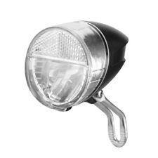 Fahrrad 30 Lux LED Scheinwerfer Fahrradlicht Standlicht Fahrradlampe für dynamo
