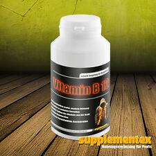 Vitamin B12! 100 Kapseln! super anabol Testosteron Booster Hormone Muskelkraft