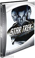 STAR TREK BLU-RAY EDICION LIBRO DIGIBOOK NUEVO ( SIN ABRIR )
