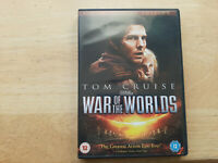 WAR OF THE WORLDS (2005) DVD 2 DISC SPECIAL EDITION UK REGION 2 TOM CRUISE