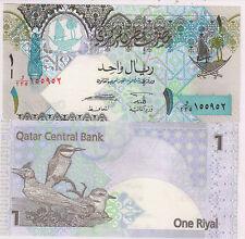 Qatar - 1 riyal unc currency note