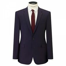 JOHN LEWIS - BNWT - Men's Suit Jacket - Zorn Aubergine - Size 42 Long - Slim Fit