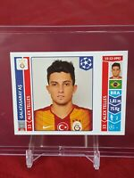 Alex Telles Manchester United Galatasaray Champions League Rookie Sticker