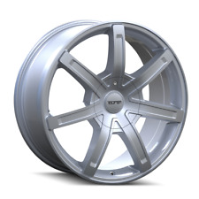 New Listing5x11435x127 Wheels 17 Inch Rims Touren 17x75 40mm Silver Fits Camry