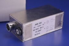 JMK Inc. Mil-Spec D.C. EMI Suppression Filter 35Vdc 15A M1014 P/N: ZC-1044-15