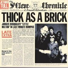 Jethro Tull Thick as a Brick CD The Steven Wilson 2012 Stereo Remix