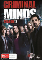 Criminal Minds Season 13 : NEW DVD