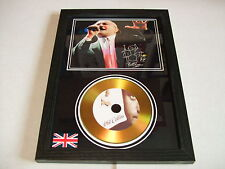 PHIL COLLINS   SIGNED  GOLD CD  DISC   443233