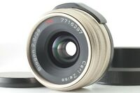 [MINT] Contax Carl Zeiss Biogon T* 28mm F2.8 G for G1 G2 Lens From JAPAN #209