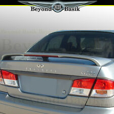 Fits 1999-2002 Infiniti G20 Factory Style Rear Trunk Spoiler Wing Tail UNPAINTED