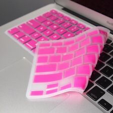 PINK Keyboard Cover Skin Protector for Macbook Air 13""