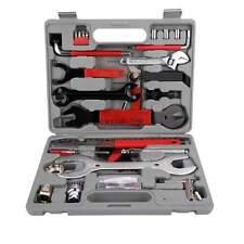 Durable 44pcs Home Mechanic Bike Bicycle Cycling Repair Tool Kit Set w/Case