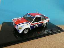 # 1//43 FIAT 131 ABARTH FIAT FRANCE IXO RAC052 MIB # RALLY MONTECARLO 1979