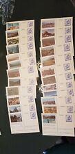 PostKarts Austria, enteros postales, paisajes