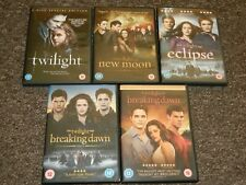 The Twilight Saga  Set Of Five films....6 DVDs Collection