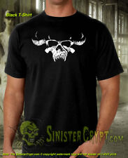 Danzig T-Shirt Skull Punk Rock Metal Band (2 designs to choose from) S-6XL