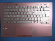 Obergehäuse(Pink) mit Tastatur und Touchpad für VAIO VPC-SB16FG