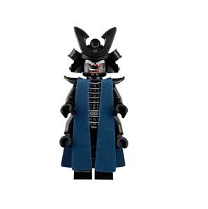 NEW LEGO   Ninjago Movie Minifigure - Lord Garmadon w/ Robe 70612 (2017)
