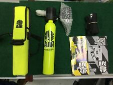 SPARE AIR Model 300PKYEL | with Holster & Refill Adapter New/Old Stock