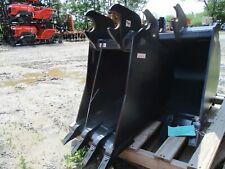 Kubota K7917 12 Quick Attach Trenching Bucket For U55 4 Amp Kx057 4 Excavators