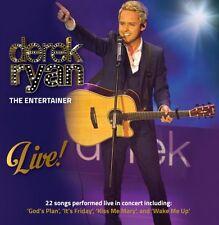 DEREK RYAN - THE ENTERTAINER LIVE CD
