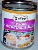 GRACE KENNEDY SWEETENED CONDENSE MILK 14 OZ. 2 PACK