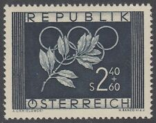 Österreich Austria 1952 ** Mi.969 Olympische Spiele Olympic Games