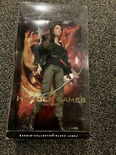 THE HUNGER GAMES KATNISS EVERDEEN BARBIE BLACK LABEL COLLECTION DISCONTINUED