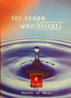 For Those Who Thirst, , Like New, Paperback
