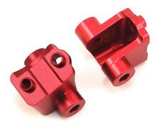 ST Racing ST8227RR Traxxas TRX-4 Aluminum Rear Lower Shock Mounts (2) (Red)