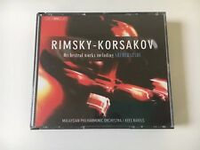 Rimsky-Korsakov: Orchestral Works including Sheherazade 4 Disc