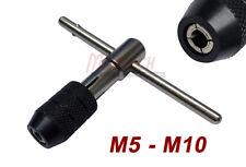 Gewindeschneider Handgewindeschneider Gewindebohrer 70mm M5-M10