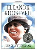 Eleanor Roosevelt: A Life of Discovery (Clarion Nonfiction) by Russell Freedman