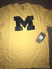 Michigan Wolverines 47 Brand Scrum SS T-shirt XL