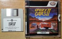 CRAZY CARS II Juego original COMMODORE AMIGA 1988