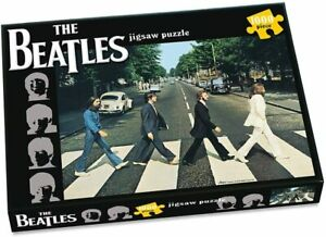 The Beatles Jigsaw PUZZLE ABBEY ROAD 1000 pieces
