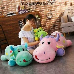 Cow Plush Toy Sleep Doll Children'S Day Gift Pillow Stuffed Animals Stuffed Gift