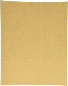 """3M PRO PAK 9"""" x 11"""" SAND PAPER 150 Aluminum Oxide Paint + Rust Removal 99402NA"""